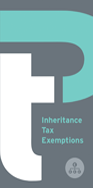 Accountancy services - Inheritance Tax Exemptions
